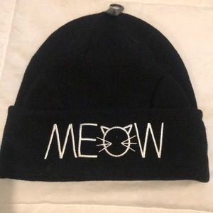 Meow 🐱 hat